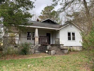 Chattanooga Single Family Home For Sale: 1433 N Smith St