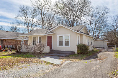 Chattanooga Single Family Home For Sale: 4306 Duvall St