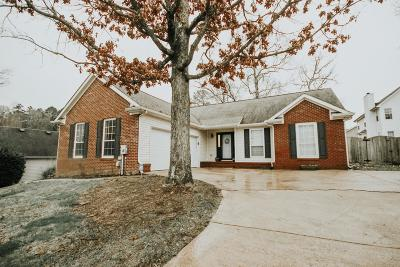 Chattanooga Single Family Home For Sale: 316 Cyndica Dr