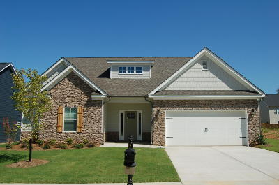 Ooltewah Single Family Home For Sale: 9783 Haven Port Ln #53