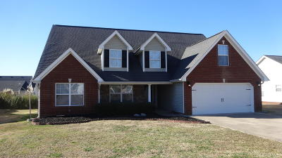 Rossville Single Family Home Contingent: 93 Sweet Birch Dr
