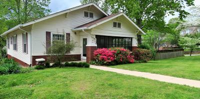 Chattanooga Single Family Home For Sale: 217 McFarland Ave