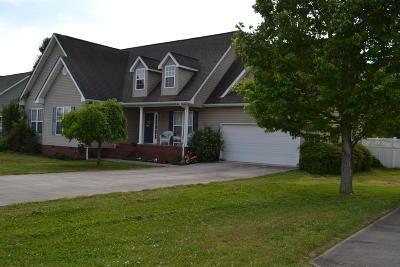 Single Family Home For Sale: 180 Lukes Ln
