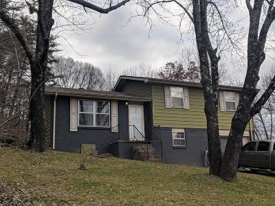 Chattanooga Single Family Home For Sale: 211 Mixon St