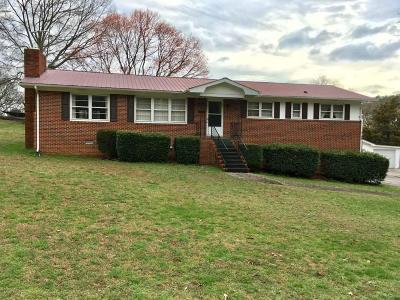 Dalton Single Family Home For Sale: 2500 W Hillview Dr