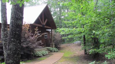 Cedar Bluff, Mentone, Fort Payne, Gaylesville, Valley Head, Menlo, Cloudland Single Family Home For Sale: 1255 County Road 865