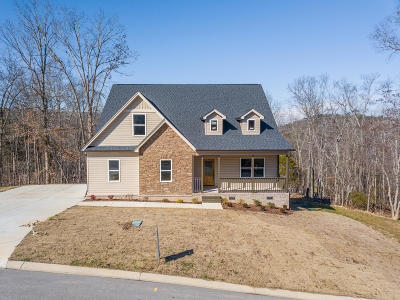 Ooltewah Single Family Home For Sale: 7093 Klingler Ln #Lot #147
