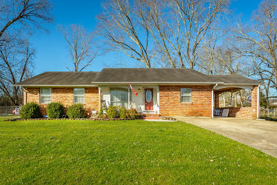 Hixson Single Family Home Contingent: 208 Clara Dr