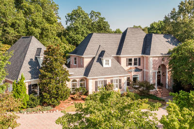 Chattanooga Single Family Home Contingent: 9235 Rocky Cove Dr