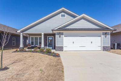 Rossville Single Family Home Contingent: 89 Huntley Meadows Dr
