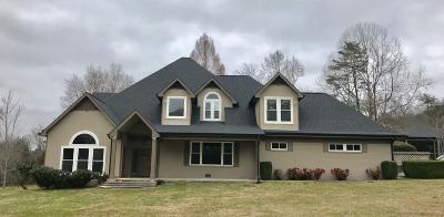 Ooltewah Single Family Home Contingent: 9123 Pleasant Ln