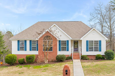 Ooltewah Single Family Home For Sale: 4020 Banner Crest Dr