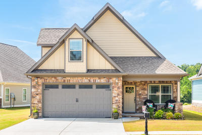 Ringgold Single Family Home Contingent: 152 Sonoma Ln