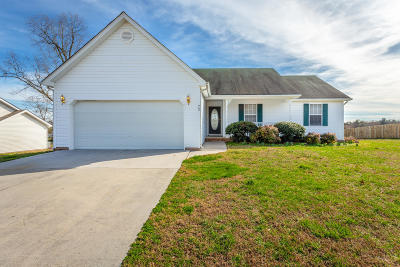 Ringgold Single Family Home Contingent: 963 Spring Meadows Dr