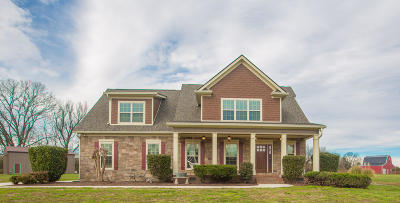 Harrison Single Family Home Contingent: 12595 Birchwood Pike