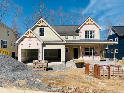 Ooltewah Single Family Home For Sale: 9439 Silver Stone Ln #Lot #14
