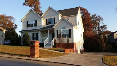 Ooltewah Single Family Home For Sale: 6115 Gibbs Ln