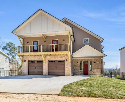 Chattanooga Single Family Home For Sale: 334 Pine Ridge Rd