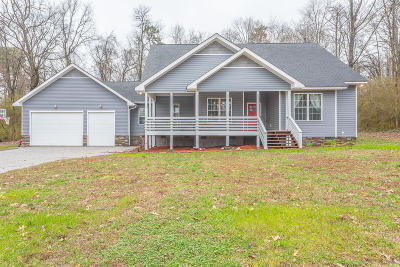 Soddy Daisy Single Family Home For Sale: 2338 Stonesage Rd