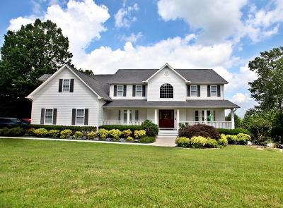 Soddy Daisy Single Family Home For Sale: 943 Fairway Ln