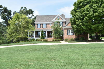 Ringgold Single Family Home For Sale: 555 Heritage Dr