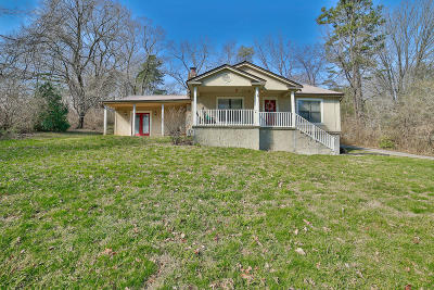 Lookout Mountain Single Family Home Contingent: 402 McFarland Rd