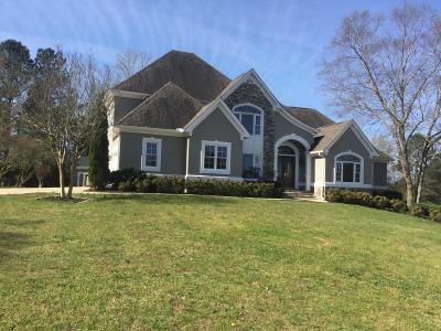 Ooltewah Single Family Home For Sale: 9921 Frost Creek Dr