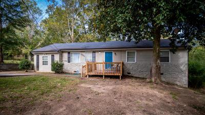 Chattanooga Single Family Home For Sale: 1711 La Hugh St