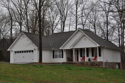 Sequatchie County Single Family Home Contingent: 428 Blue Sewanee Rd