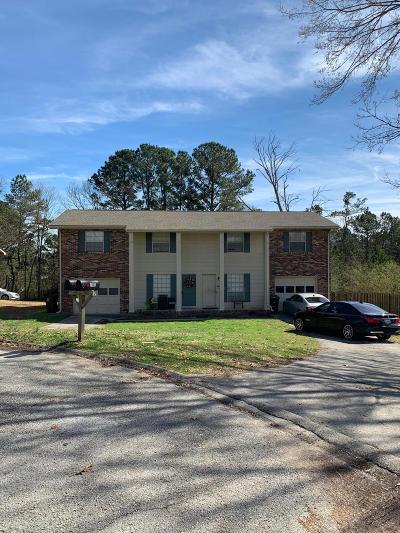 Multi Family Home For Sale: 3986 Harbor Hills Rd