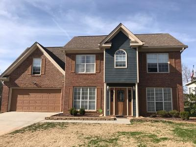 Chattanooga Single Family Home For Sale: 9911 Brently Estates Dr