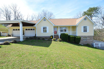 Rossville Single Family Home For Sale: 1613 W Rebel Rd Rd