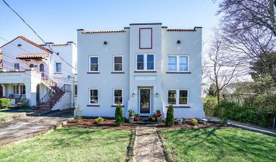 Chattanooga Multi Family Home For Sale: 708 Forest Ave