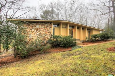 Signal Mountain Single Family Home Contingent: 221 S Palisades Dr