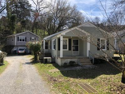 Chattanooga Single Family Home For Sale: 746 Curve St