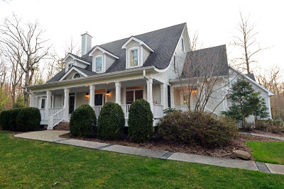 Signal Mountain Single Family Home Contingent: 4605 Chestnut Ave