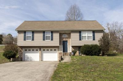 Soddy Daisy Single Family Home Contingent: 2109 Standard Dr