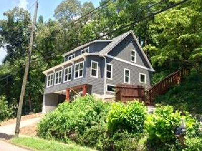 Chattanooga Single Family Home Contingent: 1031 Dartmouth St