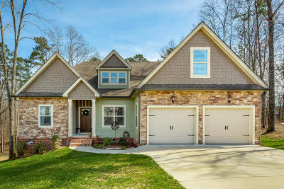 Ooltewah Single Family Home Contingent: 9210 Scarlet Ridge Rd