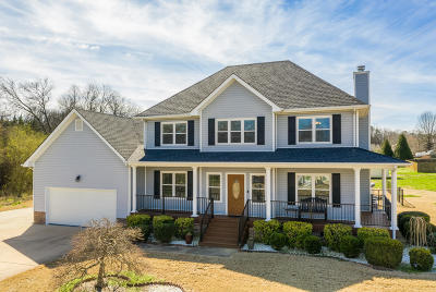 Ooltewah Single Family Home For Sale: 5308 Misty Valley Dr