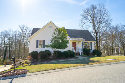 Ooltewah Single Family Home For Sale: 6564 White Tail Dr