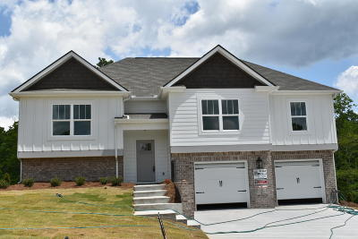 Soddy Daisy Single Family Home For Sale: 1029 Longo Dr #Lot No.