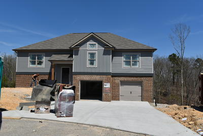 Soddy Daisy Single Family Home For Sale: 1017 Longo Dr #Lot No.