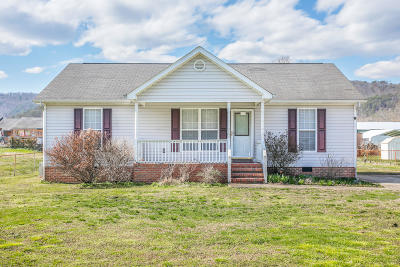 Soddy Daisy Single Family Home Contingent: 9835 Vine St