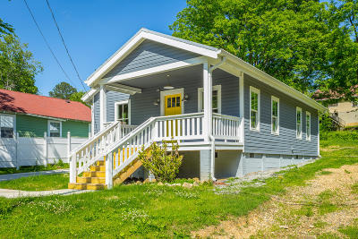Chattanooga Single Family Home For Sale: 5504 Tennessee Ave