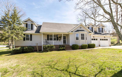 Ringgold Single Family Home Contingent: 92 Fox Trot Tr