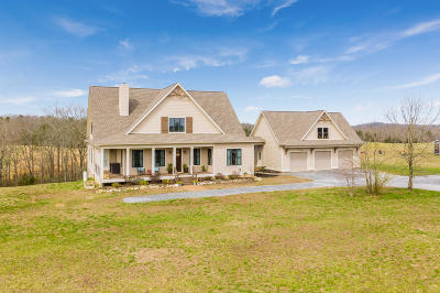 Ooltewah Single Family Home Contingent: 10633 Quarter Horse Ln