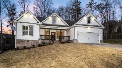 Ringgold Single Family Home Contingent: 279 Canary Cir