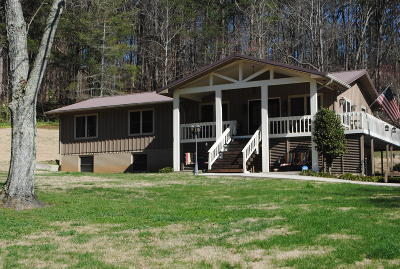 Soddy Daisy Single Family Home Contingent: 10946 Loop Rd