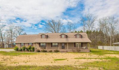 Ringgold Single Family Home For Sale: 207 Smitherman Rd